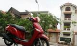 Yamaha Nozza châu Âu: Xe nhỏ chạy phố