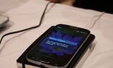 Sạc pin không dây, xuyên smartphone