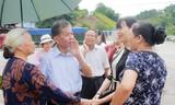 Nguyễn Huy Thiệp trở lại Hua Tát