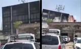 Tòa nhà sập trong nháy mắt vì động đất ở Mexico