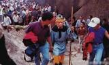 Chùm ảnh hậu trường cực quý hiếm của Tây Du Ký 1986