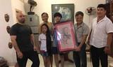 Hé lộ người giúp Flores vẽ tranh 'Mãnh hổ' tặng võ sư Việt