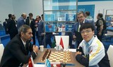 Đánh bại kỳ thủ Trung Quốc, Quang Liêm đoạt HCV