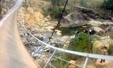 Bắt tạm giam hai bị can trong vụ sập cầu treo Lai Châu