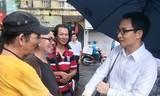 Tin nóng 24H: Phó thủ tướng bất ngờ thị sát Hãng phim truyện Việt Nam
