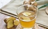 Công thức trà gừng giúp tăng cường miễn dịch, ngăn ngừa nhiễm trùng