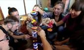 Thanh niên Nga 'choáng' với con quay TOSY