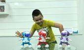 Robot nhảy TOSY ra mắt dịp Trung thu