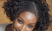 Tuyệt phẩm tóc tết của phụ nữ da màu