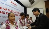 Trao học bổng cho 40 Thủ khoa nghèo vượt khó