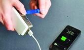 Thiết bị nạp điện cho iPhone lúc khẩn cấp
