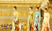 Sông Hương hội ngộ áo dài