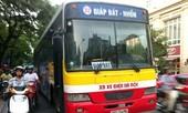 Hà Nội: Người cao tuổi được trợ giá khi đi xe buýt