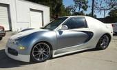 Bugatti Veyron phiên bản... Honda Civic