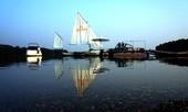 Nên thơ, trữ tình bên mặt hồ Đại Lải