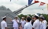 Thành lập Lữ đoàn Tàu pháo-Tên lửa 167