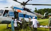 Quân đội Việt Nam diễn tập thực binh ứng phó thảm họa khẩn cấp