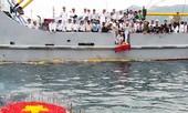 Tưởng niệm các anh hùng tàu không số