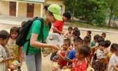 Cô gái 'sinh ra để làm tình nguyện'