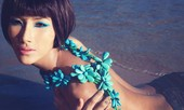 Hoàng Thùy: Từ gái quê thành người mẫu hàng đầu