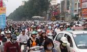 Hà Nội vẫn tắc đường trầm trọng
