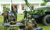 Nâng cao năng lực, chất lượng sửa chữa xe tăng-thiết giáp