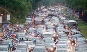 Mỗi năm, có thể thu 15 ngàn tỷ tiền phí ô tô cá nhân