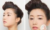 Makeup da mịn láng và làm mờ vết rạn