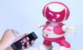 Dạy Robot Việt nhảy bằng smartphone
