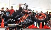 Sẽ có biểu diễn mạo hiểm tại Lễ hội motor Việt