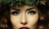 Những gợi ý makeup cho Giáng Sinh lộng lẫy