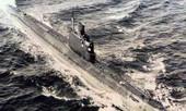 """Tàu ngầm Triều Tiên """"biến mất"""" sau khi rời căn cứ"""