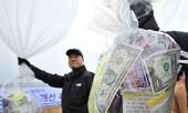 Hàn Quốc thả truyền đơn, bao cao su sang CHDCND Triều Tiên