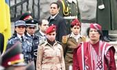 """""""Nô lệ tình dục"""" của ông Gaddafi"""