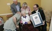 Người già nhất thế  giới bước sang tuổi 116