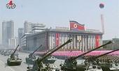 Lãnh đạo Triều Tiên thề tăng cường quân sự