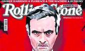 Mourinho- ngôi sao nhạc rock năm 2011