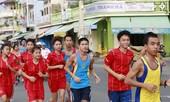 'Rèn binh' trước giờ khai mạc giải Việt dã Tiền Phong