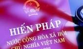 Thư góp ý Dự thảo sửa đổi Hiến pháp không cần dán tem
