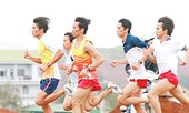 Việt dã toàn quốc: Sôi nổi cuộc đua cá nhân