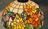 Tiffany – đèn của giới thượng lưu