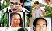 Năm tử tù đang chờ ngày trả giá cho tội ác kinh hoàng