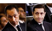 Phong tỏa tài sản của con trai cựu tổng thống Ai Cập