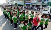 Tường thuật trực tiếp Việt dã toàn quốc và bán marathon