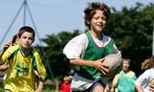 Lợi ích của thể thao với sự phát triển của trẻ