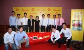 Sinh viên Việt Nam chế tạo xe tiết kiệm nhiên liệu
