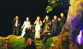 Nhạc Trịnh trong vườn Ngự uyển