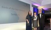 """SeAbank nhận giải thưởng quốc tế """"BANK OF THE YEAR VIETNAM 2013"""""""