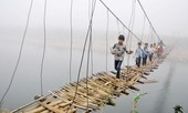 Những cây cầu treo... chờ đứt ở Lai Châu