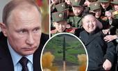 Nga đang làm gì với Triều Tiên?